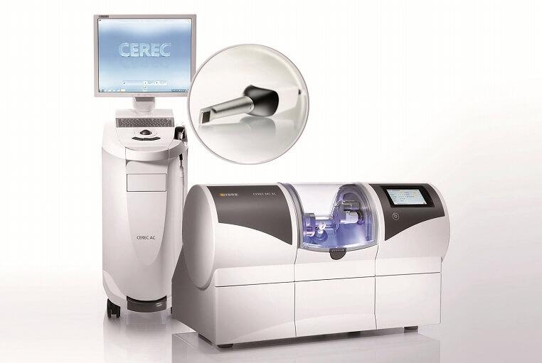 新潟県長岡市の山田歯科クリニックではセレックシステムを導入したセラミック治療を行っています
